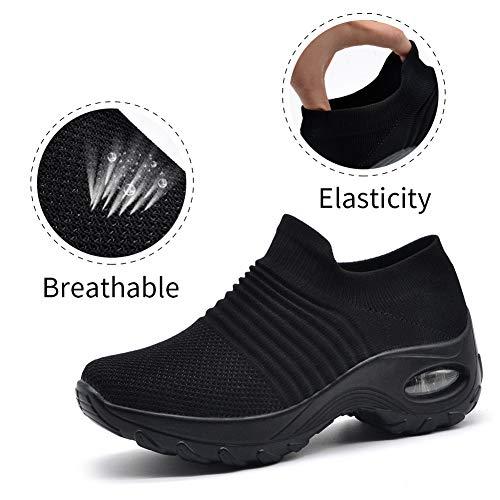STQ Women Walking Shoes
