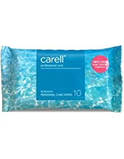 Clinell Refreshing - Toallitas para pacientes (10 unidades)