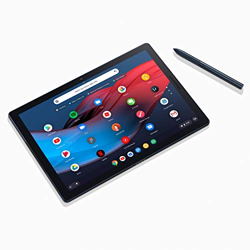 Google Pixel Slate 12.3-Inch 2 in 1 Tablet Intel Core i5, 8GB RAM, 128GB, Aspect Ratio 3:2