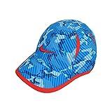Nike Dri-Fit Swooshグラフィック 調節可能な野球帽 12/24M