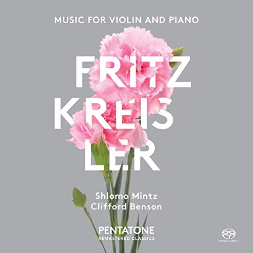 F. Kreisler - Music For Violin & Piano