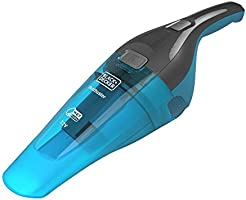 Black+Decker 7.2V 1.5Ah Li-Ion 385ml 2-in-1 Cordless Wet & Dry Dustbuster Handheld Vacuum , - WDC215WA-B5, 2 Years Warranty