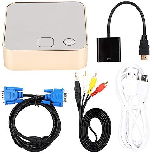 Sdfafrreg Probador de monitores, generador de señales de Mantenimiento con batería de Litio para reparación y Prueba