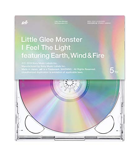 [Album]I Feel The Light – Little Glee Monster[FLAC + MP3]
