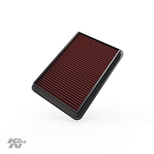 günstig K & N 33-2201 Motorluftfilter: Hochleistungsfilter, Premium, Waschbar, Austauschbar, Hochleistungsfilter,… Vergleich im Deutschland