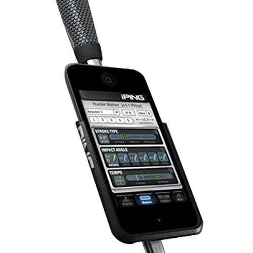 ピン PING 練習器具 iPINGクレードル IPHONE 6 6S用 33220-01 ブラック