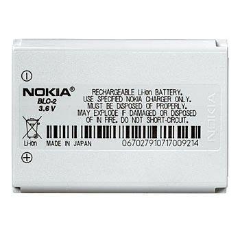 Original Nokia Akku BLC-2 6