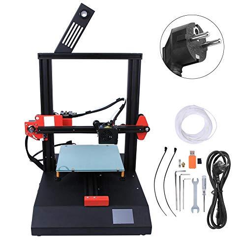 Anet ET4 industriële 3D-printer, zeer nauwkeurig desktopplatform voor huishoudens, DIY offline printkit met PLA-filament, DIY-printers 400 x 340 x 480 mm(EU220V)