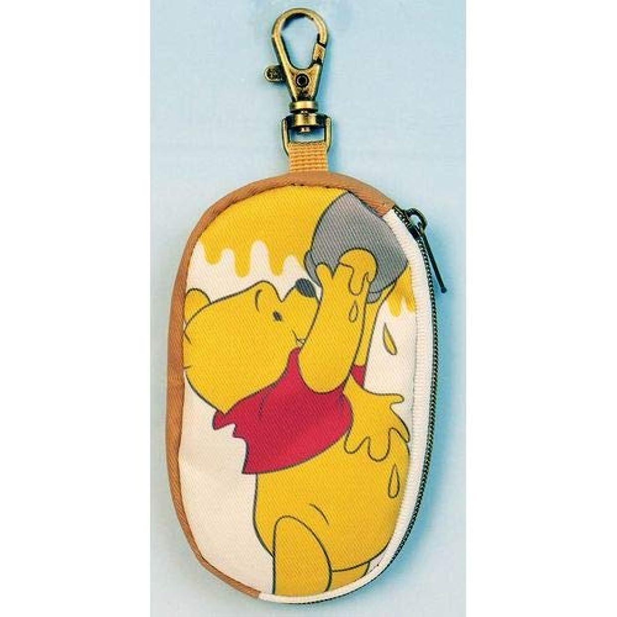 花嫁急襲夜明けナカジマコーポレーション(Nakajimacorp) DISNEY スマートキーケース プー ハチミツ 15cm Winnie the Pooh 133922-19