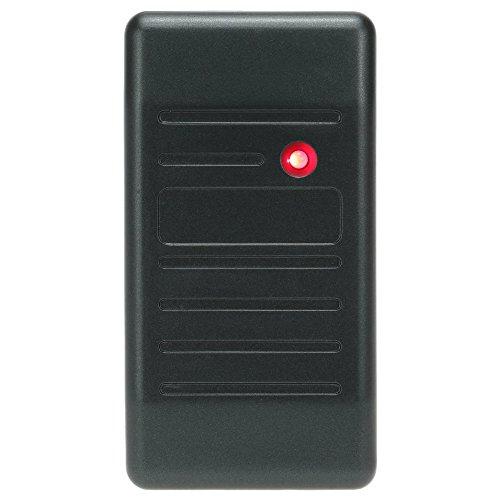 RFID 125KHz proximidad Smart Tarjeta de Identificación de Em lector Wiegand 26/34para puerta einstieg Sistema de Control de Acceso