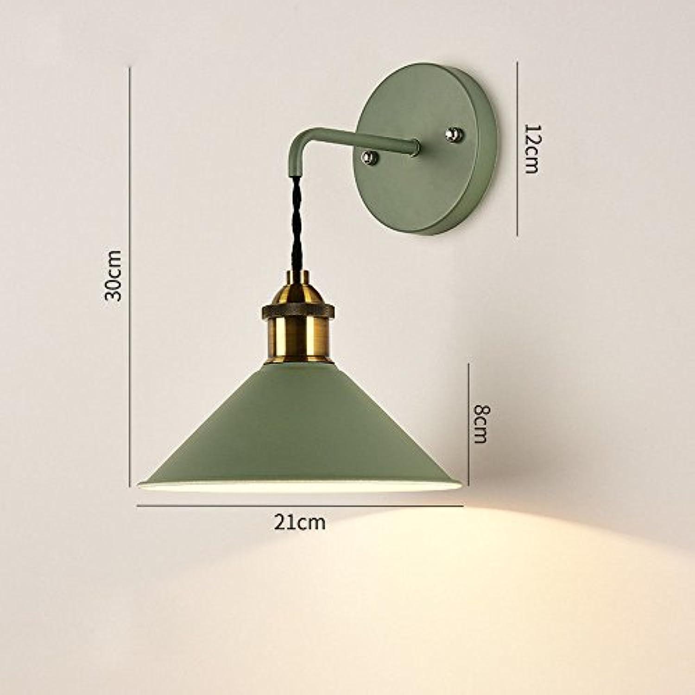 StiefelU LED Wandleuchte nach oben und unten Wandleuchten Wohnzimmer Schlafzimmer Wandleuchten in Fluren, Treppen, hellgrünen Wnden.