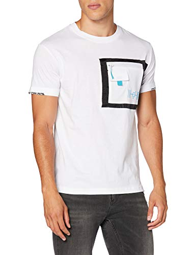 Inside 9CCN164 Camiseta, 90, L para Hombre