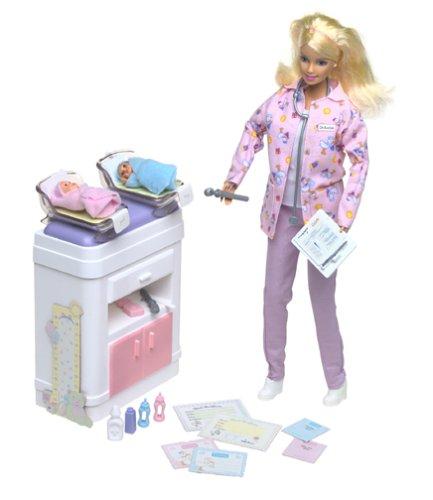 Barbie C0523 - Familia Feliz pediatra