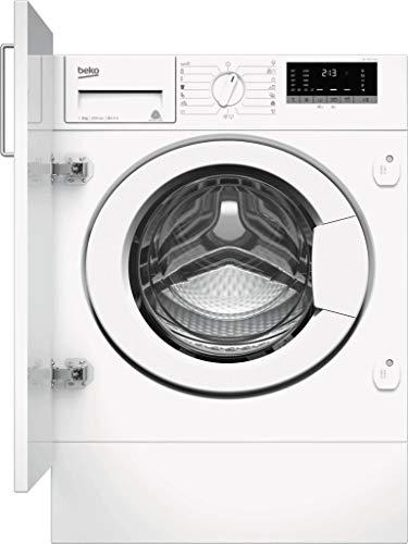Lavadora Secadora Integrable Marca Beko