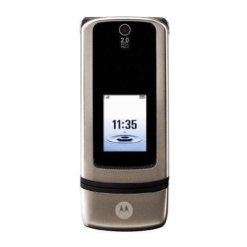 Motorola MOTO KRZR K3 UMTS/HSDPA Handy ohne Branding