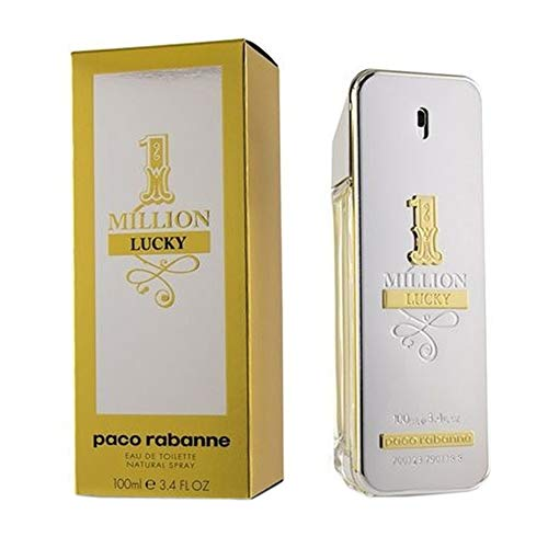 RABANNE 1 MILLION LUCKY EDT 100 ml VAPO