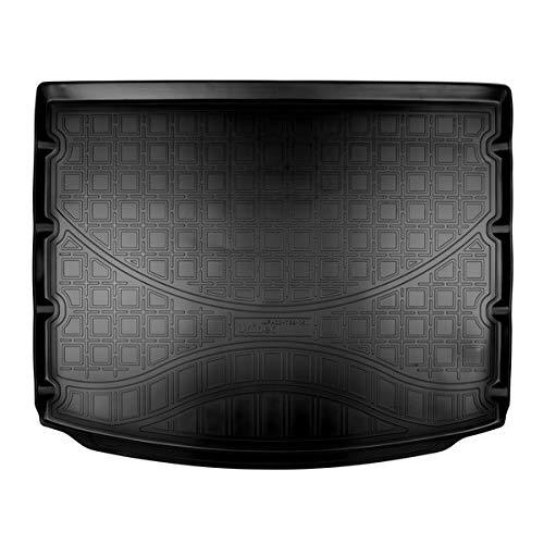Sotra Auto Kofferraumschutz für den Renault Koleos - Maßgeschneiderte antirutsch Kofferraumwanne für den sicheren Transport von Einkauf, Gepäck und Haustier