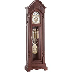 Brookfield Floor Grandfather Clock by Hermle