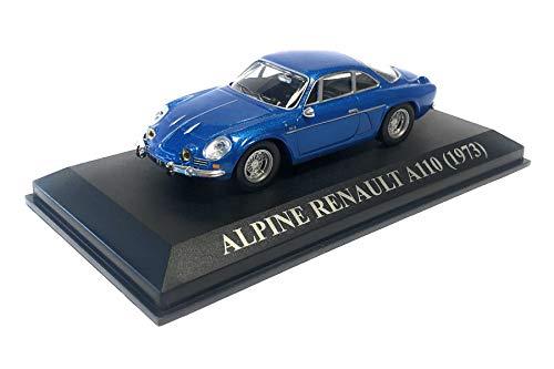 Altaya by Ixo Maqueta de coche para Renault Alpine A110 (1973) –...