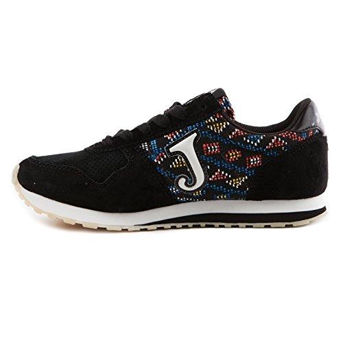 Joma C 200LS 731 Zapatos Casual Moda c.200 Lady 731 Negro Shoes Fall Winter Zapato, Negro: Amazon.es: Deportes y aire libre