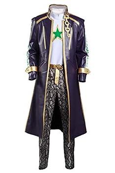 Stone Ocean Jotaro Kujo Outfit Halloween Cosplay Costume  X-large Jotaro Kujo