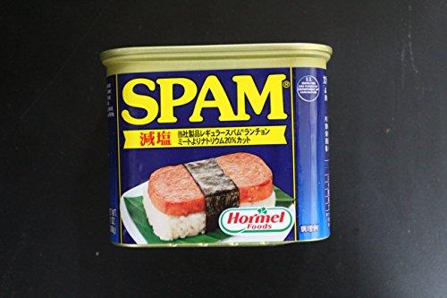 スパム 減塩 340g