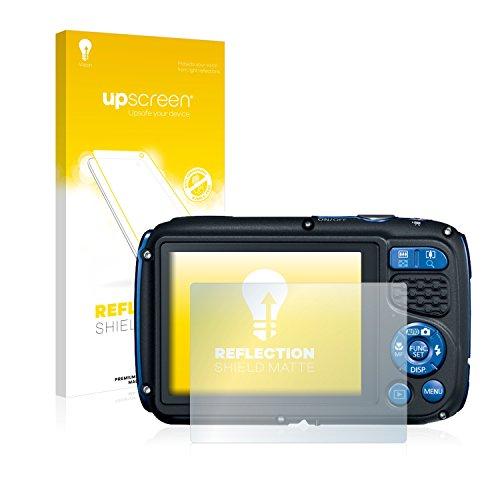 upscreen Protector Pantalla Mate Compatible con Canon PowerShot D30 Película