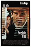 Everybody WINS - Nick NOLTE – Wall Poster Print – A3
