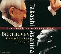 ベートーヴェン:交響曲選集/1.3.4.5.7番エグモント序曲