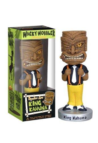 Zombie Lounge Bamboo Lou The King Kahuna 15cm Wackelkopf-Figur
