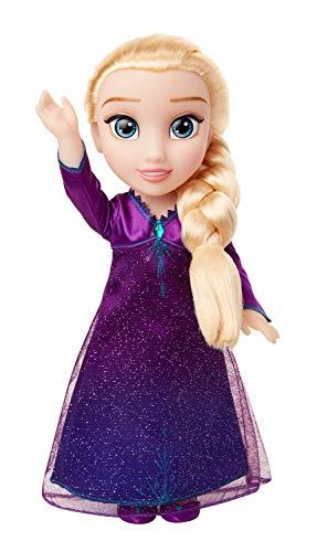 Frozen 2, Elsa Muñeca Musical Grande (38 cm)