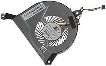 New CPU Cooling Fan For HP ENVY 15-k163cl 15-K1151us 15-k167cl 15-k177nr 15-k178nr 15-k192nr 15t-k100 cto 15-k200 15t-k200 15-k277ca 15-k257ca 15-k258ca 15-k220nr 15-k227cl 15-k233ca