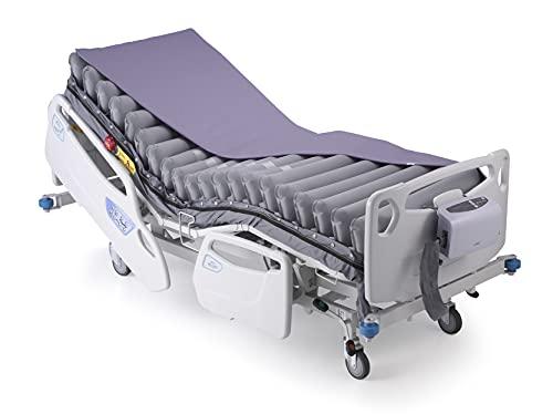 Apex | Colchón antiescaras con compresor Domus 4 | Producto premium para el cuidado de la salud | Cuidados sanitarios en el propio domicilio | Deluxe
