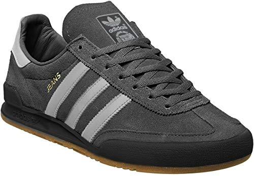 adidas Herren CQ2768 Leichtathletik-Schuh, Gris/Blanco, 42 EU