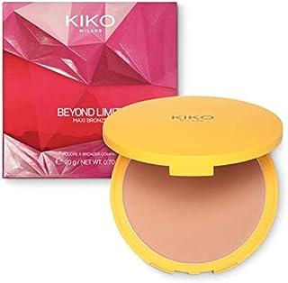 Maxi Bronzer Kiko Cosmetics coleção Beyound Limits Cor 01