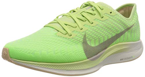 Nike Damen Zoom Pegasus Turbo 2 Traillaufschuhe, Grün (Lab Green/Pumice-Electric Green 300), 38.5 EU