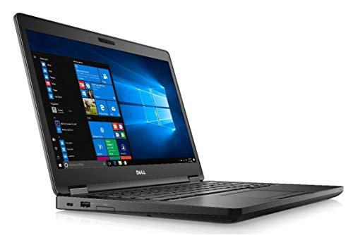 Dell Latitude 5480 14 pulgadas HD Intel Core i5 256 GB SSD disco duro 8 GB de memoria Windows 10 Pro Webcam Business Notebook (certificado y reacondicionado)