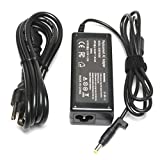 BatteryMon 65W AC Adapter Laptop Charger for HP Pavilion DV9700 DV9500 DV9000 DV8000 DV7000 DV6700 DV6500 DV6000 DV5000 DV4000 DV2000 DV1000, Compaq Presario 510 515 520 610 A900 C700 F500-18.5V3.5A