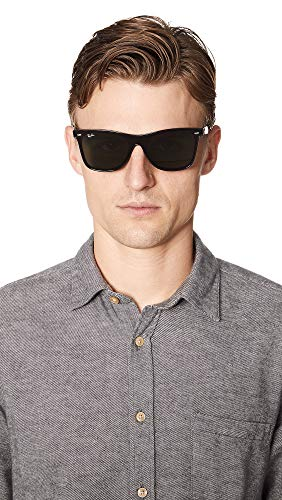Fashion Shopping Ray-Ban Rb4440n Blaze Wayfarer Sunglasses