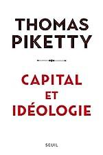Capital et idéologie de Thomas Piketty