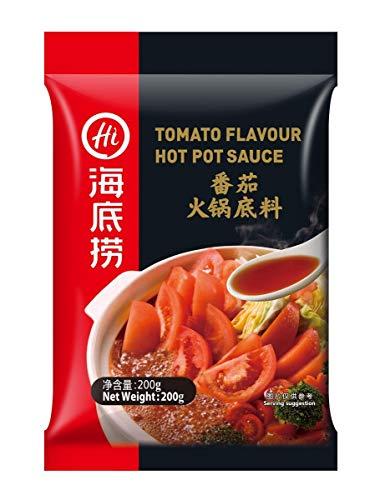 Haidilao Hotpot Soup Base - Tomato Flavour 200g