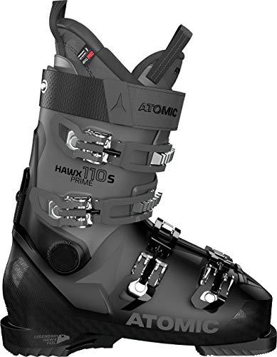 Atomic HAWX Prime 110 S, Chaussures de Ski Mixte Adulte - Noir - Noir/Anthracite, 40.5 EU EU