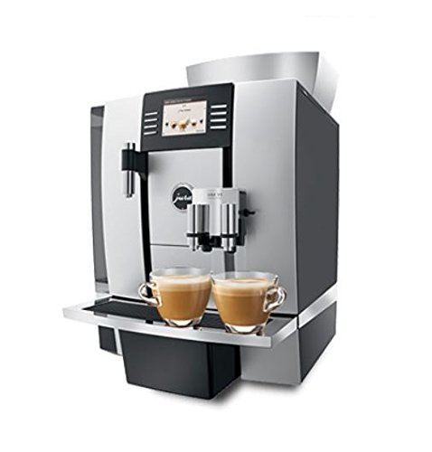 Jura 15089 GIGA W3 Professional Automatic Coffee Machine, Silver