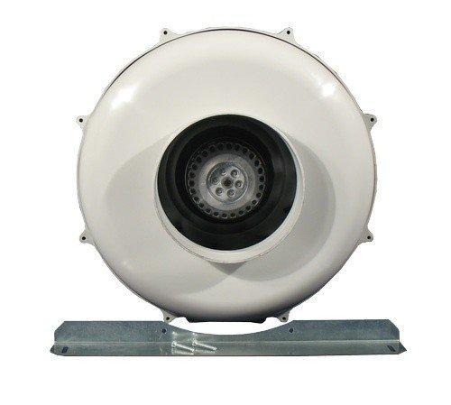 Ventilution PK Rohrventilator 160AL, 420/800 m³/h, für 160 mm Rohr, Kunststoff