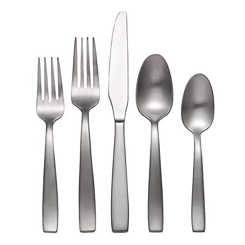 Oneida Everdine 20 Piece Everyday Flatware Set, Service for 4