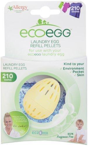 Ecoegg Laundry Egg refill Pellets (210lavaggi)–Fragrance free by Ecoegg
