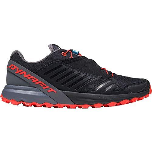 Dynafit Alpine Pro, Chaussure de Piste d'athlétisme Homme, Black/Magnet, 46.5 EU