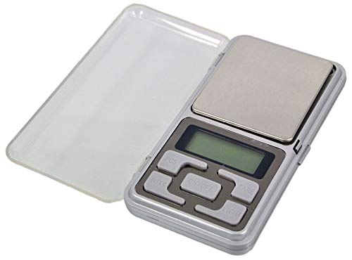 500g/0,01g Tragbarer Digital Feinwaage Gold Waage Taschenwaage Pocket Scale