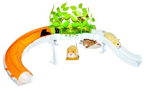 Giochi preziosi - Zhu Zhu Pets - 2824 - Jeu Electronique - Playset - Maison dans Les Arbres