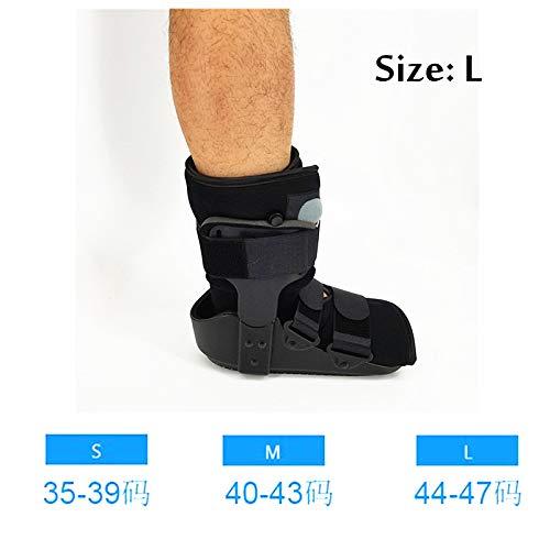 HWZ 11 inch Wandelschoenen Korte luchtzak met enkellaarzen Achilles Tendon Breuk Chirurgie Enkelbreuk Reparatie Laarzen